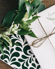 Invitaciones de casamiento - 147